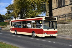 bingleys son (D Stazicker Photography) Tags: w817uag dennis dart eyms east yorkshire motor services hull watersons coaches hemsworth