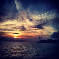 #riomaggiore#5terre#thebest#sunset#view (vera_meruge) Tags: riomaggiore 5terre thebest sunset view