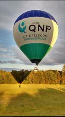Ballonvaart van Dorst naar Strijbeek
