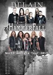 North American tour dates