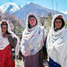 Wemen in Altit, Pakistan パキスタン、アルチットの女性たち