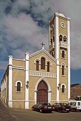 Hermigua - Iglesia de Nuestra Senora de la Encarnacion (astroaxel) Tags: spanien kanarische inseln la gomera hermigua iglesia de nuestra senora encarnacion kirche