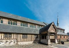 glise Sainte-Catherine de Honfleur (JiPiR) Tags: honfleur bassenormandie france fr