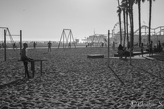 Santa Monica, Kalifornien, USA (christianschwab1908) Tags: tag3 usa leica roadtrip kalifornien urlaub m262 westküste 2016 losangeles strand santamonica westkã¼ste summicronm50mmf20