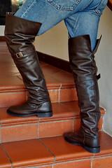 Runnerbull_Cavalier_boots_2 (runnerbull) Tags: boots men stivali bootes thigh high tall long leather pelle cuir cavalier cavaliere pirate man uomo
