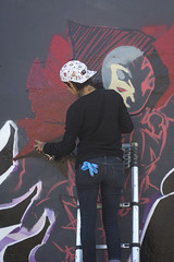 Zeye In Progress (Rodosaw) Tags: documentation of culture chicago graffiti photography street art subculture lurrkgod