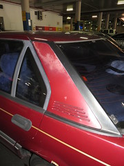 Ford EA Falcon GL - 30th Anniversary Edition (RS 1990) Tags: adelaide southaustralia teatreegully thursday 13th october 2016 ford ea falcon gl sedan car rare uncommon 30thanniversary teatreeplaza