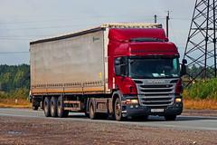 Scania P400   659  116 (RUS) (zauralec) Tags: kurgancity therouter254irtysh254 scania p400  659  116 rus
