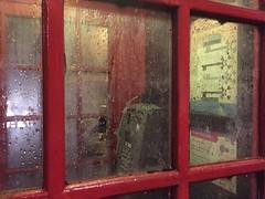 Hunter's Moon (Mister Higgs) Tags: fullmoon huntersmoon phonebox skeletonkeys streetart london