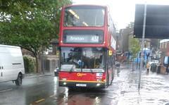 Rare working: Go-Ahead London General PVL288 (PJ02RCZ) - route 432 (Unorm001) Tags: goahead go ahead london general double deck decker buses bus routes route 432 transbus plaxton president volvo b7tl pvl288 pj02rcz pj02 rcz