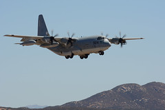 KC-130J Super Hercules (linda m bell) Tags: mcas miramar airshow 2016 california aircraft socal magtf demo kc130j superhercules