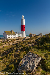 Portland Bill Lighthouse - (Best viewed large) Portland Bill Lighthouse was built by Trinity House in 1906 to guide vessels heading for Portland and Weymouth as well as acting as a waymark for ships navigating the English Channel