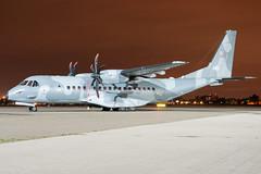 CASA C-295M (Przemyslaw Burdzinski) Tags: casa c295m poland air forse 020 raf northolt 06102016 polskie siy powietrzne
