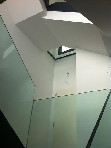 Casa Raimundo. Escalera