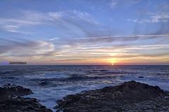 Faro de Corrubedo - 13-04-2013 (DNS Fotografía) Tags: trip travel light sea art sol de landscape faro photography mar photo spain coruña europe minolta photos sony dani konica alpha f28 ria hdr dt ssm maxxum a77 arousa 1650 corrubedo nidazo