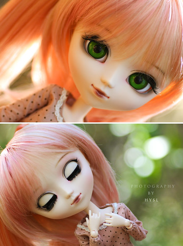 Bambú (Pullip classical white rabbit)