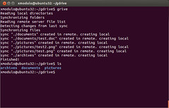 Sync Google Drive on Linux with Grive (xmodulo) Tags: google linux sync grive googledrive cloudstorage