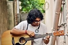 portrait selfportrait paul photography guitar portraiture yamaha tamron70300 playguitar soumyadeep yamahaguitar yamahaf310 nikond3100 soumyadeeppaul guitarplayingboy