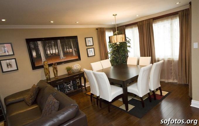 Salas de jantar decoradas (79)