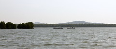 Eine Bootstour durch den Ream-Nationalpark.