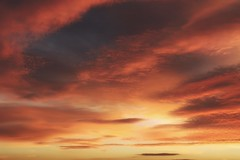 A New Day (Yours Behaviourally) Tags: colourful season summer clouds colours 7d eos canon yorkshire york nature sunrise sun