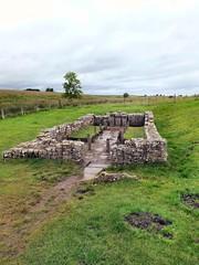 Romans in the North (John McLinden) Tags: carrawburghfort brocolitia roman fort masonry stone mithraeum stonework ruins hadrianswall mithras