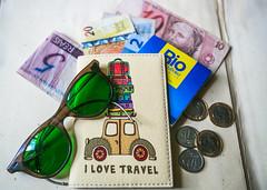 Rio De Janeiro (Tati___Tata) Tags: brazil riodejaneiro rio real money travel map ocean summer vacation copacabana cristo redentor    brasil          beach sea souvenirs tourism ilovetravel south america