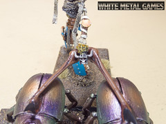 Beetle Bombards (whitemetalgames.com) Tags: tomb kings skeletal giants reaper giant skeleton large huge skul screaming chariot catapault wmg white metal games raleigh nc north carolina commisison paoitnign service services painted painting hobby