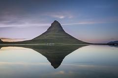 Kirkjufell Iceland (Benedikt Halfdanarson) Tags: kirkjufell grundarfjrur snfellsnes icelandicmountain reflections iceland sland