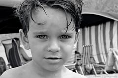 Alberto (paula_pepper) Tags: summer verano paisaje nature cabo de gata almeria espaa eyes mirada ojos beauty belleza cielo sky holidays vacaciones bebe baby nio kid children azules blue little handsome guapo bonito pretty gente retrato playa beach man men hombre look