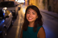 (Mathijs Buijs) Tags: street night portrait mosta malta canon eos 7d europe city town