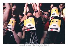 Mr Oizo (Luciole Photography) Tags: eurockeennes belfort malsaucy festival france franchecomté gig concert show live music front row festivaliers babyfoot bear mroizo flateric public lesinsus telephone jeanlouisaubert louisbertignac tysegall eurocks mhd canon6d fullframe luciolephotography