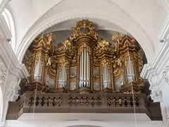 Organ at St. Stephan Church (Never.Stop.Searching.) Tags: bamberg churches deutschland germany orgel ststephanchurch organ