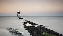 Dovercourt (1stgc) Tags: dovercourt lighthouse essex uk sunset le longexposure 1stgc canon eastanglia moon