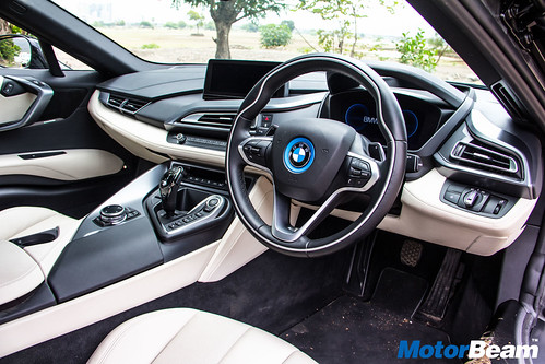 Bmw I8 Review Test Drive Motorbeam