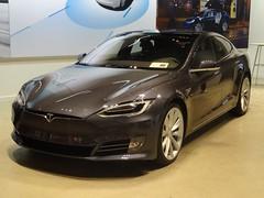 2016 Tesla Model S (harry_nl) Tags: sweden sverige 2016 malm hyllie tesla models store emporia shoppingcentre