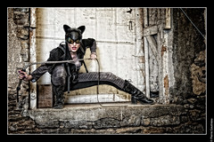 Catwoman - Rhapsody Bluth (Pierre Gautreau) Tags: gothamcity villains dccomics