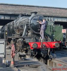 48624 (LMSlad) Tags: great central railway loughborough 48624 280 lms stanier
