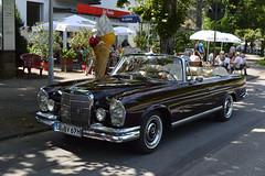 Mercedes Benz 250 SE (W111) (Martin van Duijn) Tags: mercedes benz 250 se w111 badherrenalb blackforest