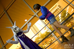 Undertale 58 (MDA Cosplay Photography) Tags: undertale frisk chara napstablook asriel cosplay costume photoshoot otakuthon 2016 montreal quebec canada undertalecosplay fun