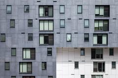 60 Richmond East (Jack Landau) Tags: 60 richmond east tchc rental apartment toronto building facade windows texture pattern