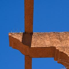 heat (Cosimo Matteini) Tags: cosimomatteini olympus pen ep5 mzuiko45mmf18 pergola sansebastian donostia alderdiederpark alderdieder sun heat