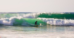 wave surf (Oneras) Tags: surf mar zurriola surfing ola playa wave green sea