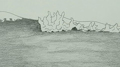 Schermafbeelding 2013-03-27 om 11.18.12 (Wout van Mullem) Tags: wave waves beach horizon drawing pencil animation sequence