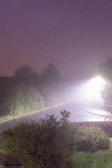 Autumn Equinox Mist (aaron_eos_photography) Tags: mist misty autumn autumnequinox september nightphotography longexposure