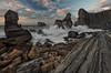 Para contemplar y fotografiar (Marce Alvarez.) Tags: nikon urros landscape losurros liencres cantabria cantabrico costaquebrada mar marcealvarez locuos