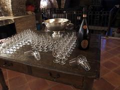 La Marchesa & d'Arapr (Sparkling Wines of Puglia) Tags: party battesimo cantina spumante