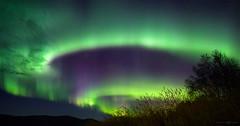 Aurora Borealis 26 September 2016 (Kenneth Solfjeld) Tags: aurora auroraborealis colours colors color sky helgeland northernnorway norway norge nordnorge nordland nesna noreg nikon nikkor norwegen noruega ionosphere particles solarstorm solar