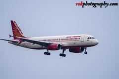 Air India flight....shortly before arrival at Chennai Airport (rvk82) Tags: 2016 airindia chennai india nikkor200500mm nikon nikond500 photography planespotting rvk rvkphotography raghukumarphotography september2016 southindia stthomasmount tamilnadu rvkphotographycom