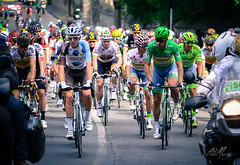 Romain Bardet et Peter Sagan à Chantilly - Tour de France 2016 (Sebmarg) Tags: tourdefrance tourdefrance2016 bardet sagan